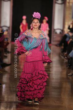 Fotografías Moda Flamenca - We Love Flamenco 2014 - Rocío Peralta- desfile infantil - Foto 02