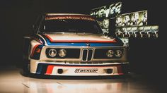 BMW 3.0CSL Batmobile Motorsport