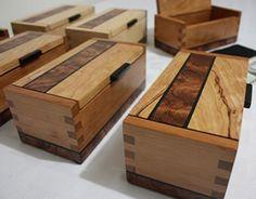 wooden box small