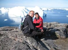A snapshot at Ilulissat Icefjord in #Greenland