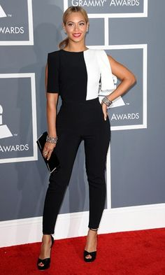 Beyonce in Osman jumpsuit