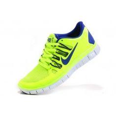 Nike Free 5.0+ Unisexsko Grønn Blå | Nike sko tilbud | Duty-free Nike sko på nett | Nike sko nettbutikk norge | ovostore.com