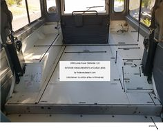 1998 Land Rover Defender 110 conversion into a camper. I hope you will find some information on this page useful for your Land Rover journey. Landrover Defender, Land Rover Defender Camping, Land Rover Defender Interior, Landrover Camper, Defender Camper, Defender 90, 4x4, Windshield Washer, Toyota Fj Cruiser