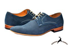Murphy Blue Casual Shoes