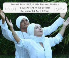 Desert Rose Winelands LIVE Concert