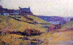 John Peter Russell Le Chateau De L'Anglais Australian Painting, Australian Artists, Landscape Paintings, Landscapes, John Peter, John Russell, Art Auction, Illusions, Illustration