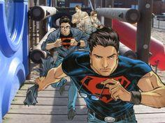 Superboy - Francis Manapul