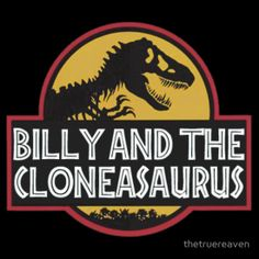 d5effcc199a08 Billy and the Cloneasaurus by thetruereaven - The Simpsons and Jurassic Park  combined haha Secret Lovers