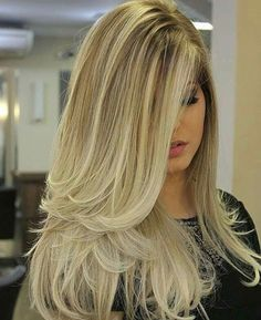 Blond power!