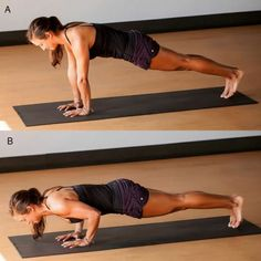 10 Exercises to Prime Your Arms for Tough Yoga Poses - Shape.com