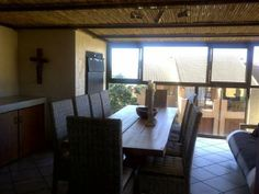 Situated on the Mossel Bay Golf Estate, where security is of the utmost importance, this is an ideal lock-up-and-go unit. Features an enclosed balcony with braai, to entertain friends and family. WEB REF: Family Web, Golf Estate, Apartments For Sale, Balcony, The Unit, Friends, Table, House, Furniture