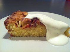 æblekage (recipe in Danish) Danish Dessert, Danish Food, Scandinavian Food, Danishes, Eat Smart, Cake Cookies, Almond, Deserts, Muffin