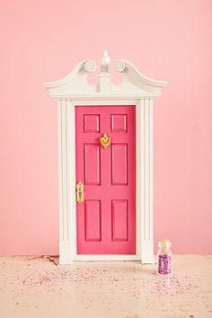 Tooth Fairy Door Kit - Do It Yourself