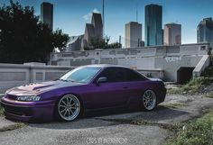 s13 hatch w/ s15 front end kouki rear end and workmeisters