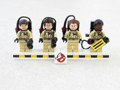 Lego Ideas Ghostbusters Ecto-1 Review