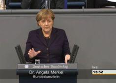 Eher Stiefmutter als gutherzige Mutti: Merkels Regierungserklärung: Abgrenzungs- statt Willkommenskultur