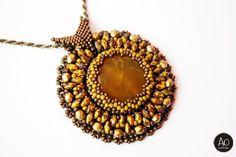 aga opalinska: marzec 2014 Beadwork, Beading, Aga, Crochet Earrings, Jewelry, Beads, Jewlery, Jewerly, Pearl Embroidery