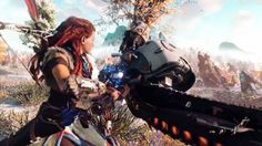 Title: Horizon Zero Dawn Gameplay Trailer (PS4)    What do you guys think about this new game coming to PS4? This game is a first shooter that takes in the near future. It has 3rd person shooting mode. To me I really hate 3rd person shooter or any shooter games. Video games designer needs to come up with better ideas. Anyway, vote if you......CLICK THE PICTURE FOR MORE INFO.
