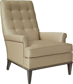 Hickory Chair 1911 Collection Cline Biscuit Stitched Chair