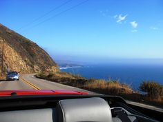 Highway 1, Kalifornien Country Roads, Usa, North America, The California