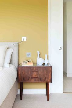 Coach House - midcentury - Bedroom - Yorkshire And The Humber - Pascoe Interiors