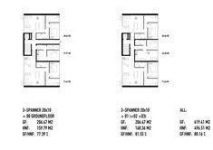 Urban Hybrid Housing Winning Proposal,floor plans 16