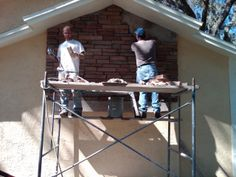 outdoor brick-before