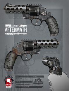Romero's Aftermath : rmory