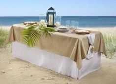 Looking for a tablecloth that will make you feel closer to nature?  This Natural Jute Burlap Tablecloth is just perfect, either for indoor or outdoor event.  Make it yours now: http://www.artofabric.com/natural-jute-burlap-tablecloth/  #artofabric #home #decor #tablecloth #nature #burlap #indoor #outdoor #event #perfect #la