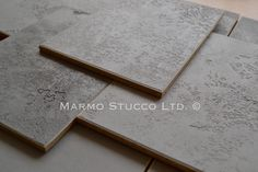 Marmo Stucco Ltd - Our range of urban Concrete polished plaster finishes.