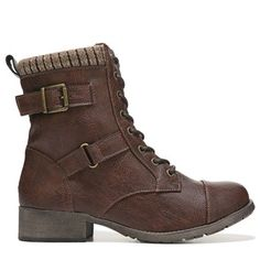 Jellypop Women's Len Lace Up Boots (Brown) Womens' shoes Cute Boots, Lace Up Boots, Leather Boots, Winter Fashion Boots, Winter Shoes, Winter Wear, Autumn Fashion, Ugg Ankle Boots, Heeled Boots