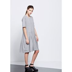 The Leaps and Bounds Dress is now 30% off as part of our end of season sale. Was NZ$185 now NZ$130 and entirely made from certified ethical organic cotton www.kowtowclothing.com #kowtow #kowtowclothing #organic #organiccotton #ethicalcotton #inthemoment #leapsandboundsdress