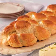 Celebration Braid!! This is a great bread recipe..my kids love to help with the braiding. Yummy!