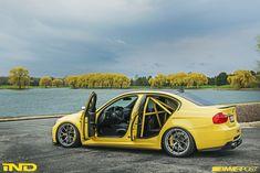 Improving Perfection: Powerbeasts Dakar Yellow BMW E90 M3 Individual - BMW M3 Forum (E90 E92)