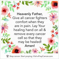 9 Powerful Healing Prayers for Cancer Patients - NurseBuff Prayer For Cancer Patient, Cancer Prayer, Prayer For The Sick, Prayer Quotes For Strength, Power Of Prayer, Quotes About Strength, Faith Prayer, Healing Scriptures, Sick