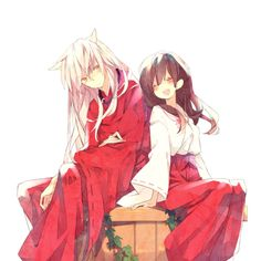 Inuyasha. Grew up watching this show. It has a special place in my heart. <3 Just finished entire anime series.