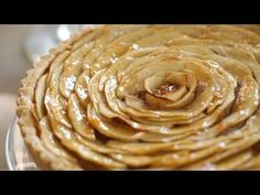 French Apple Tart Recipe | ENTERTAINING WITH BETH