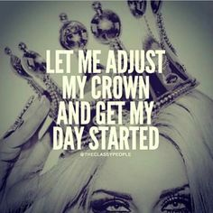 Queen of my own world Quotes To Live By, Me Quotes, Funny Quotes, Qoutes, Girly Quotes, Crown Quotes, Believe, Badass Quotes, Queen Quotes