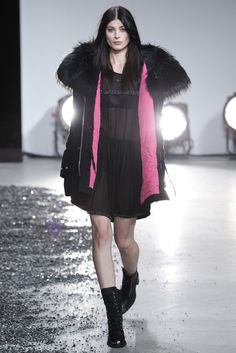 Zadig & Voltaire RTW Fall 2014 - Slideshow - Runway, Fashion Week, Fashion Shows, Reviews and Fashion Images - WWD.com