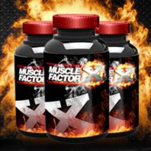 Muscle Factor X Review - Power Up For Extensive Workouts And Sculpted Muscles!
