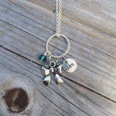 Mrs. Bow Necklace www.LunaSavita.com #wedding #weddingstyle #bride #bridal #bridalgifts #gifts #giftsforher #heart #bridesmaid #bridesmaidgifts #bridesmaidjewelry #weddingjewelry #mrs #futuremrs #newlyweds #weddingidea  #weddingplanning #ido # #wife #etsyseller #etsy #etsysellersofinstagram #etsyjewelry #mrsjewelry #hearts #ootd #bow
