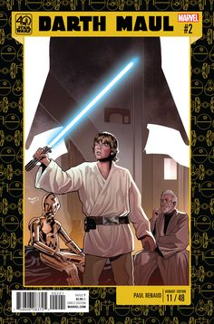Star Wars 40th Anniversary Base Card #3 Star Wars Return of the Jedi