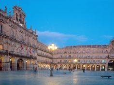would love to revisit.....Plaza Major, Madrid, Spain
