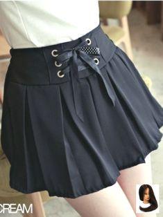Fashionable Women's Natural Waist Pleated Skirt In Black Pleated Skirt Outfit Short, Skirt Outfits, Fall Outfits, Casual Outfits, Cute Outfits, Midi Skirt, Cute Fashion, Skirt Fashion, Fashion Outfits