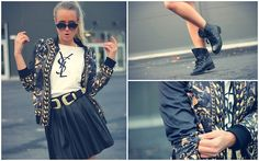 Really, how much swag we got? (by Joanna Johansson) http://lookbook.nu/look/4110728-really-how-much-swag-we-got