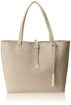 Vince Camuto Leila Tote,Cappuccino,One Size Vince Camuto http://www.amazon.com/dp/B00JUIKXJ6/ref=cm_sw_r_pi_dp_shWmub04S9VNW