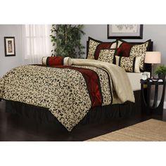 comforter sets queen walmart 25 best Bedroom images on Pinterest | Quilts, Bedding sets and Beds comforter sets queen walmart