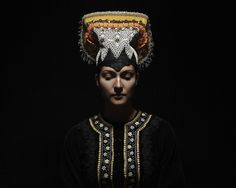 Mohlo by vás zaujímať Slovenská hymna a hokej Humans of […] Petra, Shaman Woman, Bridal Headdress, Wedding Rituals, The Costumer, Folk Dance, Married Woman, Creative Portraits, Folk Costume