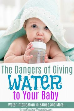 When Can Babies Drink Water? Water is Not As Safe as Moms Think When Can Babies Drink Water? Water is Not As Safe as Moms Think Mama Baby, Mom And Baby, Baby Care Tips, Babies First Year, Baby Supplies, Baby Arrival, Baby Health, Newborn Care, Newborn Babies