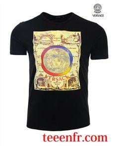 Homme versace tee shirt